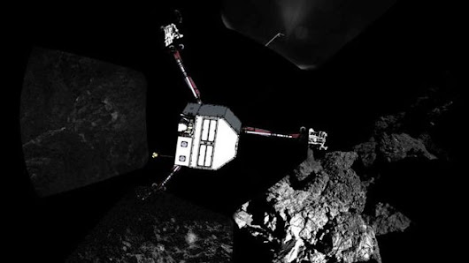 Philae's Bad Landing Turns the Rosetta Mission Into a Race Against Time