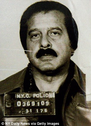 Grim Reaper: Scarpa, who was arrested for murder and racketeering in 1992, died in 1994 from Aids