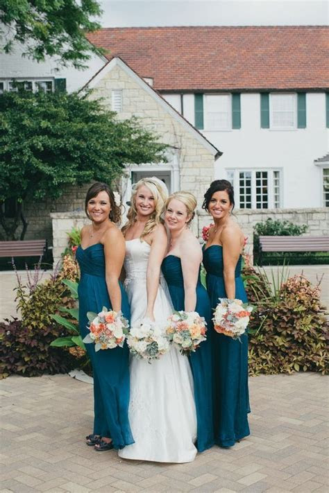 25  cute Teal wedding dresses ideas on Pinterest