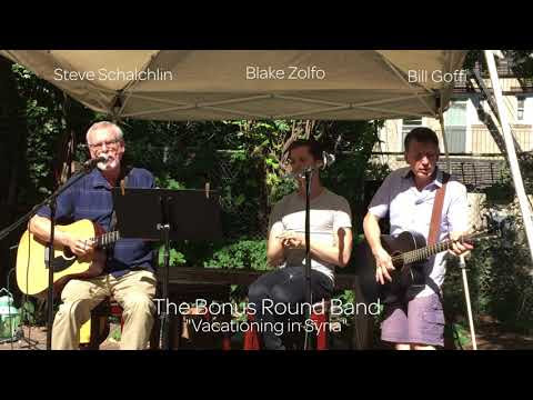 """Vacationing in Syria"" by The Bonus Round Band."