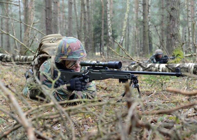 El ministro de Defensa Bélgica quiere triplicar el presupuesto de defensa para el año 2030