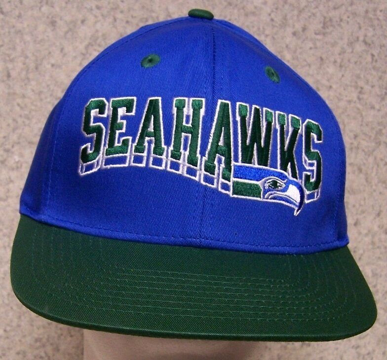 Embroidered Baseball Cap Sports NFL Seattle Seahawks NEW 1 hat size fits all eBay