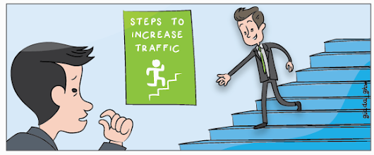 How to increase traffic in 3 simple steps  | Wordtracker Blog