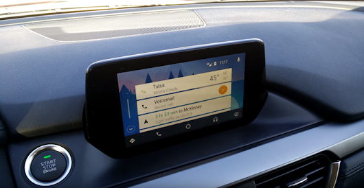 Say What? Android Auto Running On A Newer Mazda Vehicle?