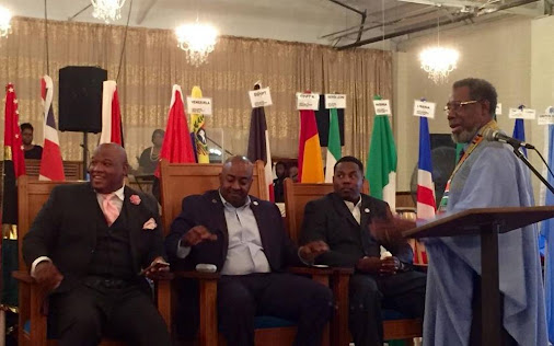 Why would a black Church endorse Donald Trump and will not speak to Minister…