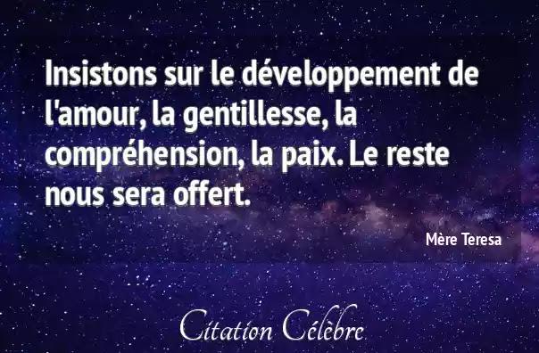 Citation Gentillesse Defaut