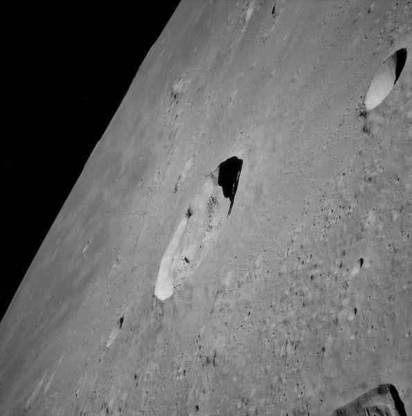 Kepler - Cratera Kepler