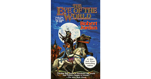 The Eye of the World (Wheel of Time, #1) by Robert Jordan