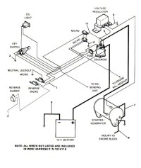 Wiring Diagram: 35 1986 Club Car Wiring Diagram
