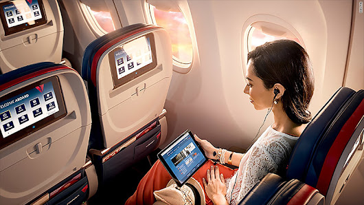 Delta is making all in-flight entertainment free