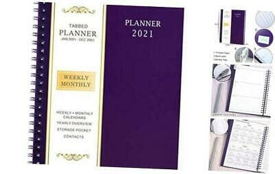 planner weekly monthly planner flexible cover