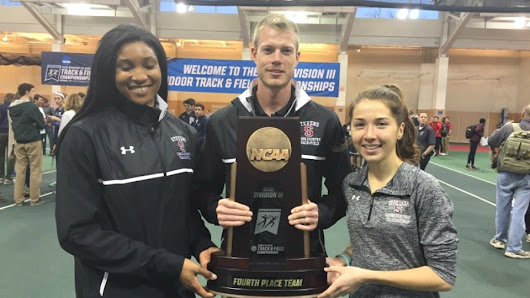 Amy Regan and Gladys Njoku are NCAA Champs in 5K, 3K and High Jump