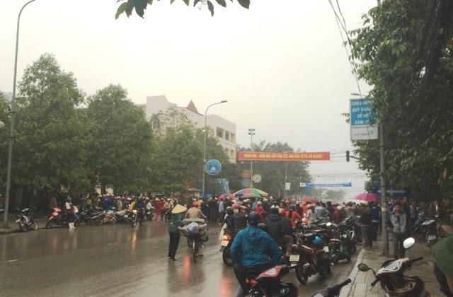 Thanh Hóa, người dân, chính quyền, Sầm Sơn