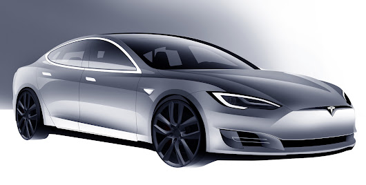 Tesla Finds its Design Language