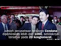 Jokowi Menurunkan Kebocoran Anggaran dari 1000T Menjadi 500T