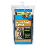 "Ruffin' It 82512 Ez Car Front Seat Barrier, 32"" X 18"""