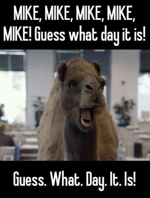 Image: Mike Mike Guess What Day It Is! Pictures, Photos, and Images for ...