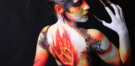 Face and Body Painting for your Event or Party - Party SOS