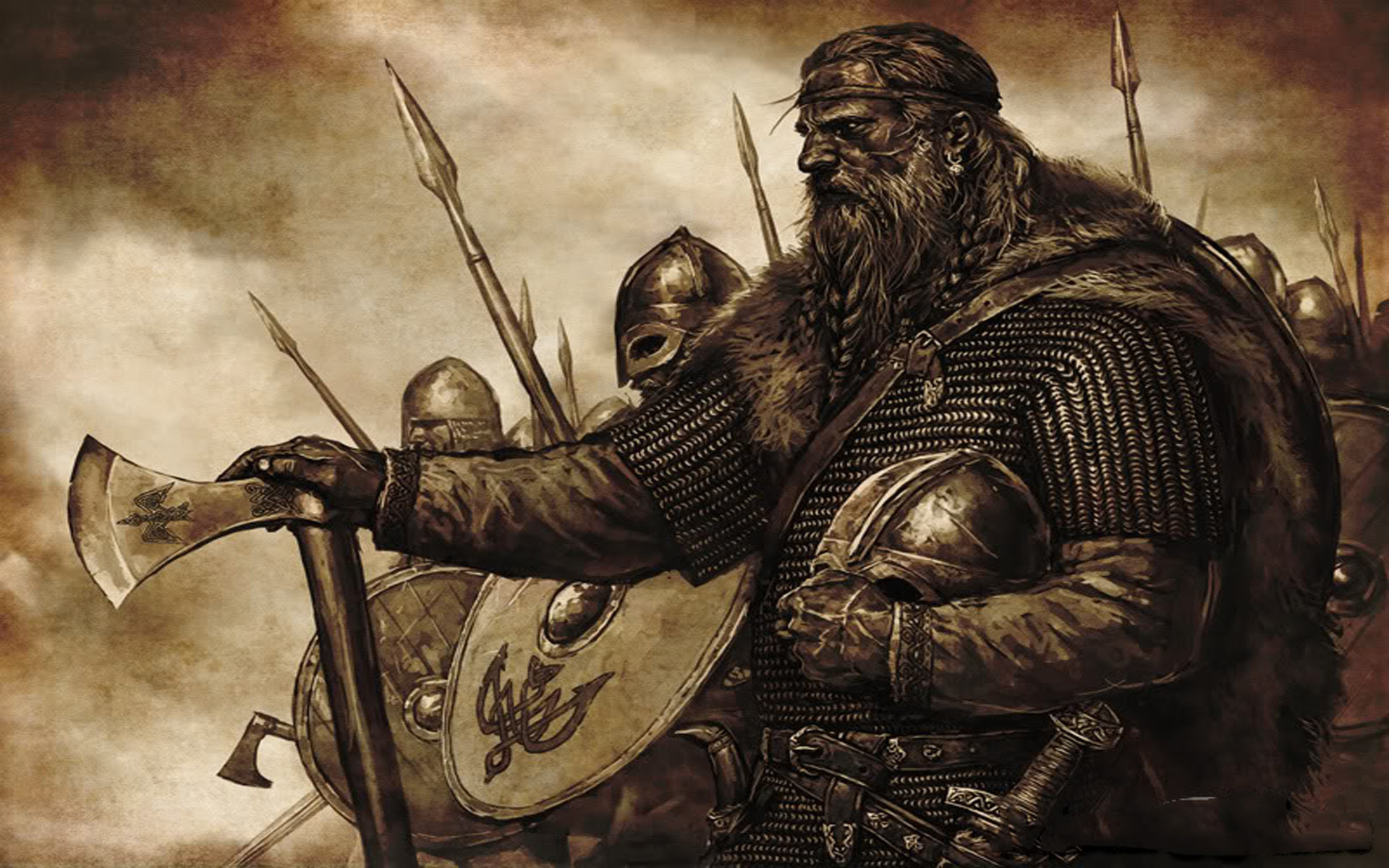 Norse Wallpapers (63+ images)
