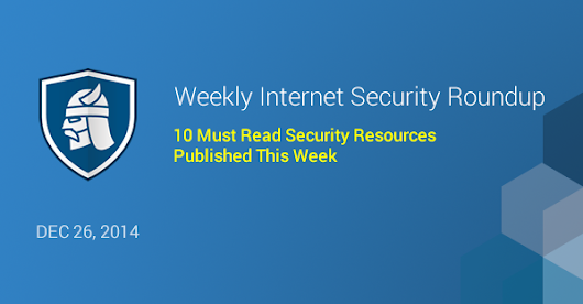 Weekly Security Roundup #11: Cybernetic warfare is taken to a new level - Heimdal Security Blog