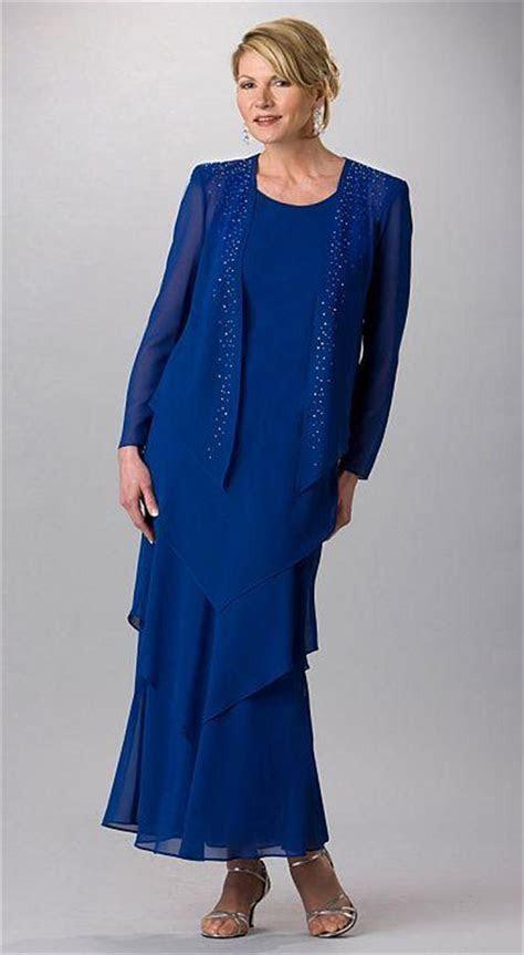 royal blue mother   bride dresses