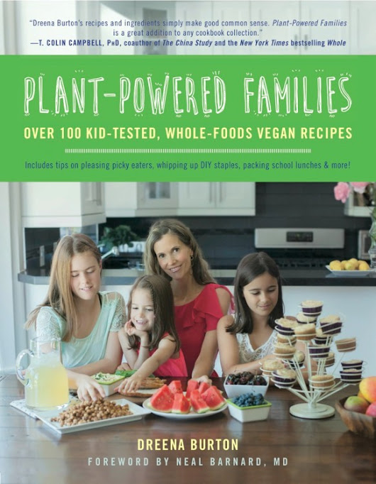 A Dash of Compassion  » My favourite recipes from Plant-Powered Families + a giveaway!