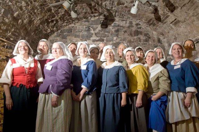 Trente-six femmes ont été choisies pour incarner les36... (Photothèque Le Soleil, Steve Deschênes)