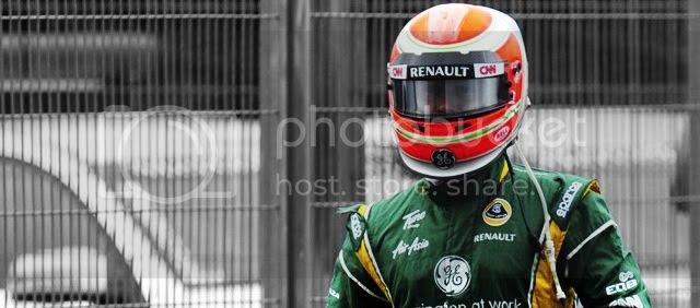 Jarno Trulli 2011 Team Lotus