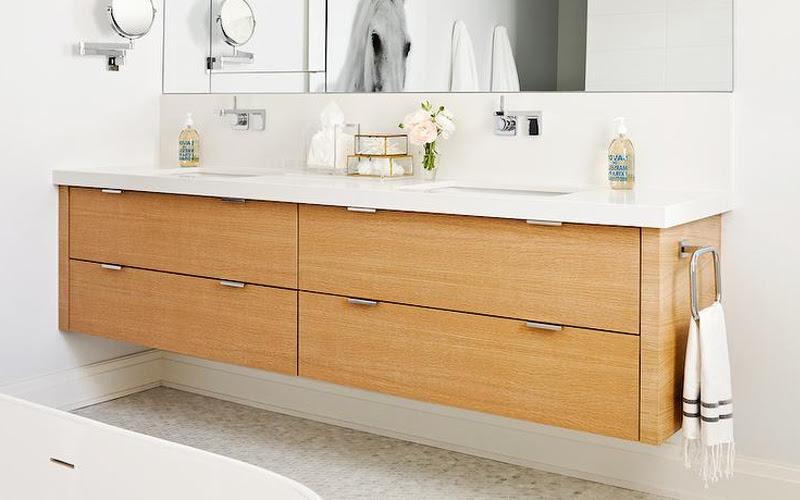 7 Modern Bathroom Designs And Vanities Of 2019 Euroline Kitchens