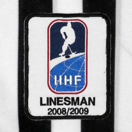 photo IIHF 2008-09 Linesman P jersey.jpg