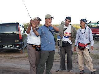 """MyPeeJoo: Peejoo@Pak Amin """"Fly Fishing"""" Guru"""