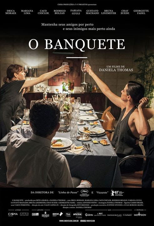 O Banquete : Poster