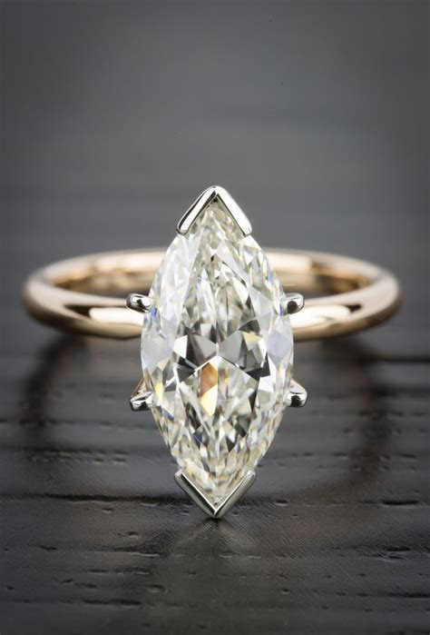 17 Best ideas about Marquise Ring on Pinterest   Silver