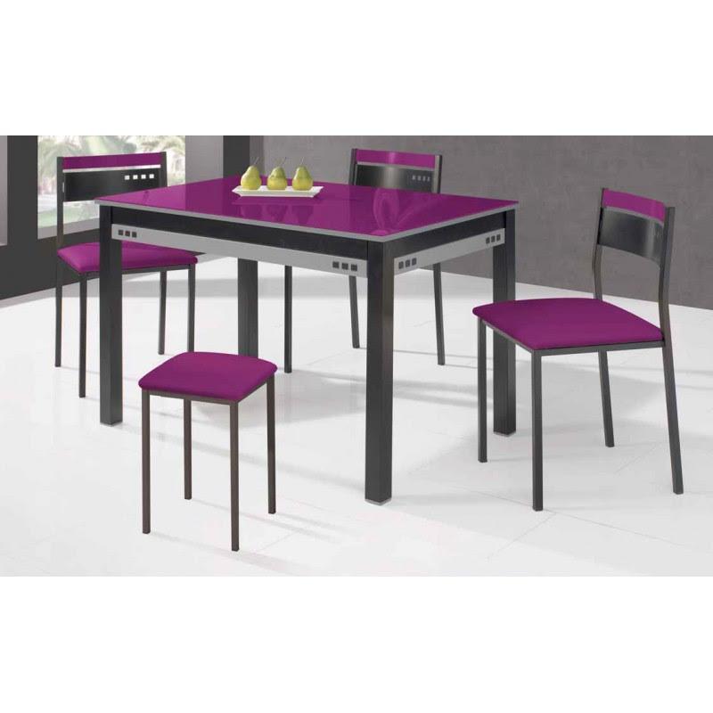 Cómo decorar la casa: Conjuntos de mesas y sillas de cocina