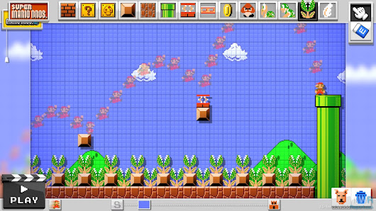 Mario Maker Hands-on Preview - Hands-on Preview - Nintendo World Report
