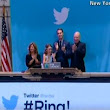 Twitter soars in market debut, as stock opens at $45.10
