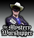 Ship of Fools - Mystery Worshipper logo