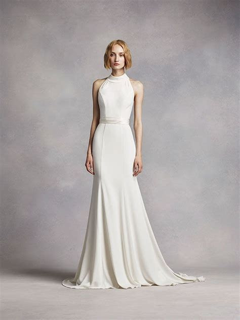 17 Best ideas about Halter Wedding Dresses on Pinterest