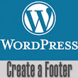 How to Create a Secondary Wordpress Footer for Select Pages