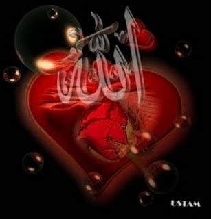 gambar cinta allah animasi islam browsing gambar
