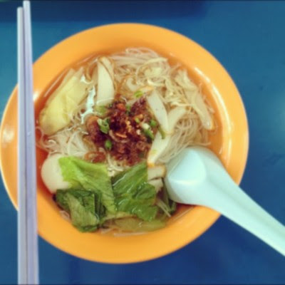 #lunch #food #sgfood #noodles  (Taken with Instagram)