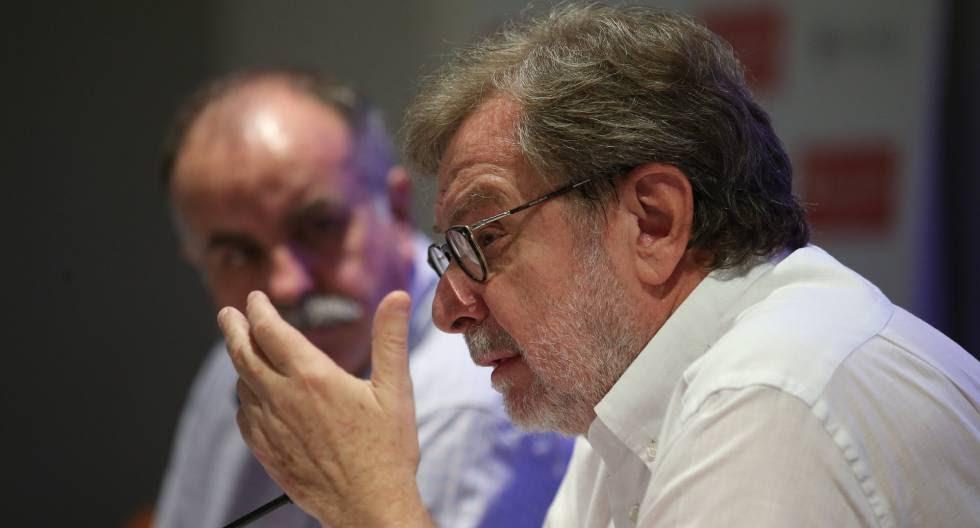 Juan Luis Cebrián, este jueves en el curso 'Hambre cero: es posible'