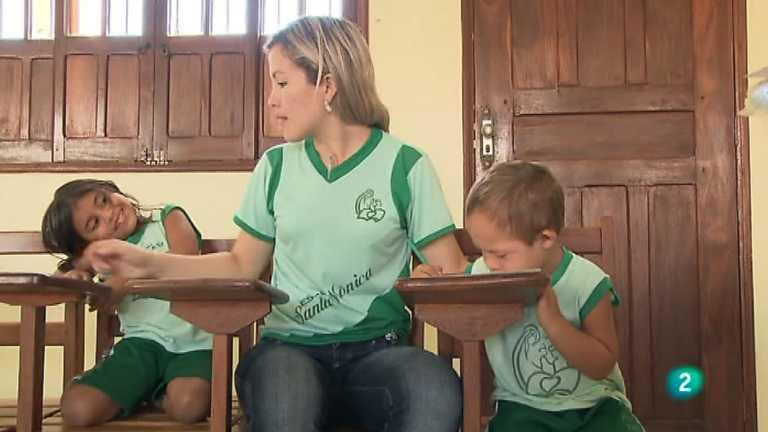 Pueblo de Dios - Niños de Agua (Brasil 3)