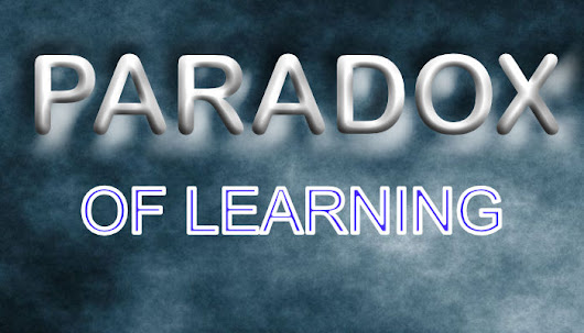 The Paradox of learning - Adam Young Golf