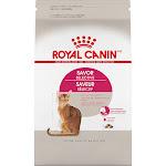 Royal Canin Feline Health Nutrition Savor Selective Dry Adult Cat Food, 6 lbs.