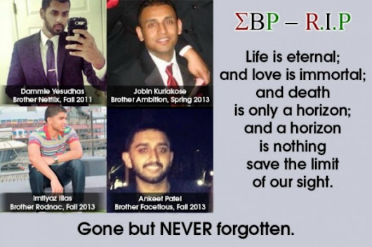 Click here to support In Memory of 4 Fallen Angels by Mohsin 'Rhythmk' Hussain