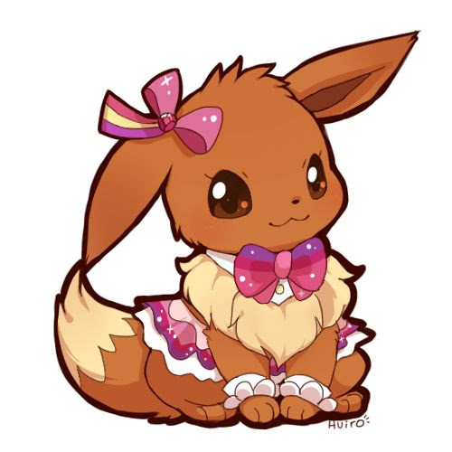 Obraz: 78 Best images about eevee on Pinterest | Pokemon pokemon, Chibi ...