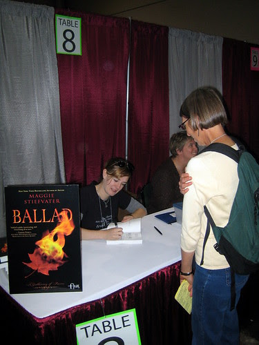MBA Formal Autographing 2009