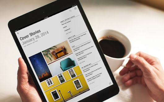Flipboard now learns from your reading habits, arranges your favorites in sections