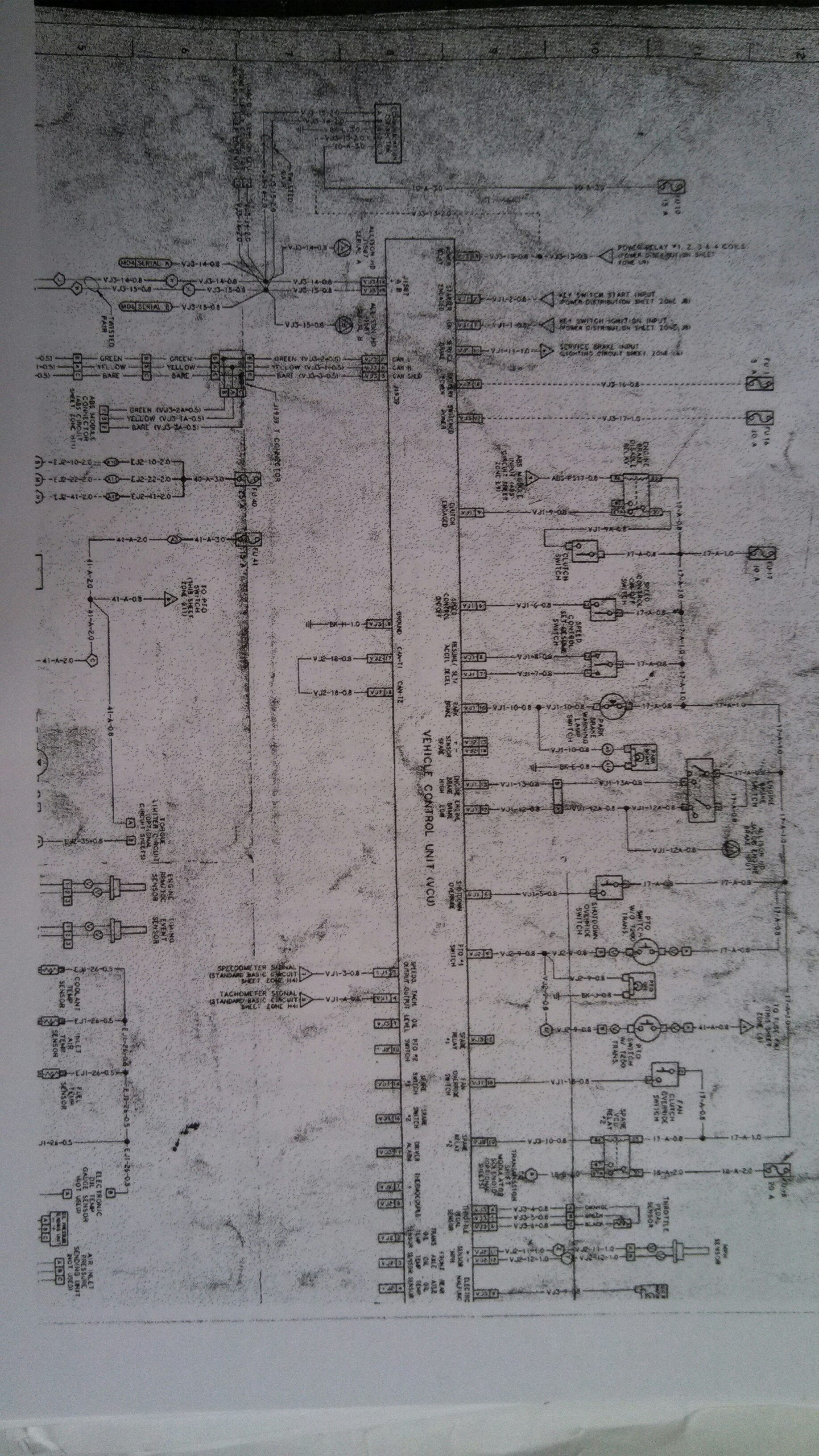 Mack Truck Wiring Diagram Hecho